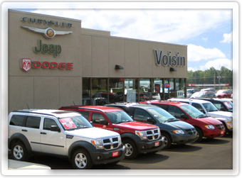 Voisin Chrysler Ltd. - Elmira, Ontario Canada